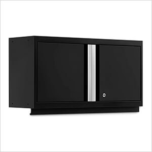 "BOLD Series Black 36"" Wall Cabinet"