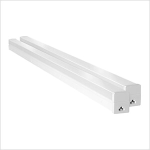 Linkable LED Shop Lights (2 Pack)