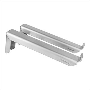 Heavy Duty Utility Bracket (2 Pack)