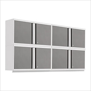 """PRO 3.0 Series Platinum 42"""" Wall Cabinet (4 Pack)"""