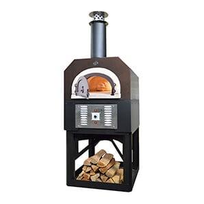 38 X 28 Hybrid Countertop Liquid Propane / Wood Pizza Oven (copper Vein - Commercial)
