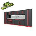 Proslat Fusion Pro 10-Piece Tool Cabinet System - The Works (Barrett-Jackson Edition)