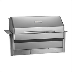 Elite 39-Inch Wi-Fi Controlled 304 Stainless Steel Pellet Grill (Built-In)