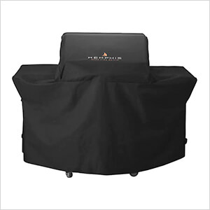 Pro 28-Inch Polyester Pellet Grill Cart Cover