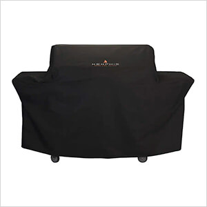 Elite 39-Inch Polyester Pellet Grill Cart Cover