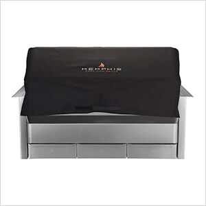 Elite 39-Inch Polyester Built-In Pellet Grill Cover