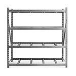 Gladiator GarageWorks 90-Inch Tool-Free Rack Shelving