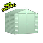 Arrow Sheds Select 8 x 8 ft. Storage Shed in Sage Green