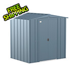Arrow Sheds Classic 6 x 5 ft. Storage Shed in Blue Grey