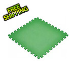 Norsk-Stor Green Interlocking Foam Flooring (6-Pack)