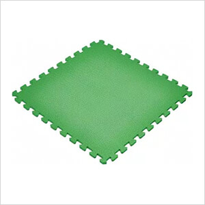 Green Interlocking Foam Flooring (6-Pack)