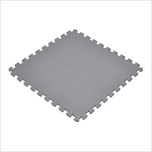 Grey Interlocking Foam Flooring (6-Pack)