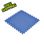 Norsk-Stor Blue Interlocking Foam Flooring (6-Pack)