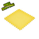 Norsk-Stor Yellow Interlocking Foam Flooring (6-Pack)