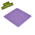 Norsk-Stor Purple Interlocking Foam Flooring (6-Pack)