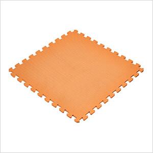 Orange Interlocking Foam Flooring (6-Pack)