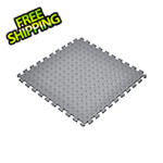 Norsk-Stor Grey Interlocking Foam Flooring (6-Pack)