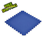 Norsk-Stor Blue Sport Interlocking Foam Flooring (4-Pack)