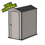 DuraMax EverMore 4' x 6' Vinyl Shed with Floor