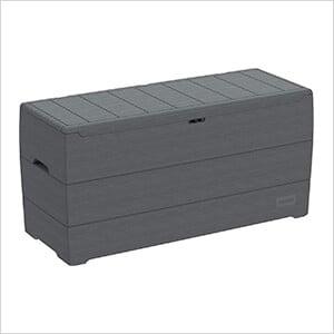 DuraBox 71 Gallon Outdoor Deck Box - Grey