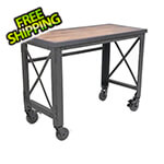 "DuraMax 46"" X 24"" Rolling Work Table"