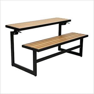 """Ashton 56"""" Convertible Table / Bench"""