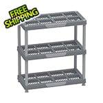 DuraMax Freestanding 3-Tier Shelving Rack
