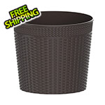 DuraMax Small Rattan Basket - Brown