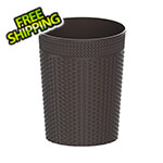 DuraMax Large Rattan Basket - Brown