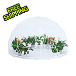 Lumen and Forge 4 Meter Geodesic Dome Greenhouse