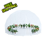 Lumen and Forge 5 Meter Geodesic Dome Greenhouse