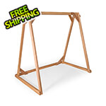 All Things Cedar 6-Foot Swing A-Frame