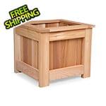All Things Cedar 2-Foot Box Planter