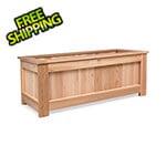All Things Cedar 4-Foot Box Planter