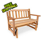 All Things Cedar Cedar Glider Bench