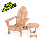 All Things Cedar Folding Andy Chair and Table