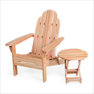 Folding Andy Chair and Table