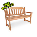 All Things Cedar Garden Bench