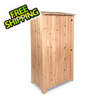 All Things Cedar 34-Inch Garden Hutch