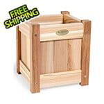All Things Cedar 11-Inch Planter Box