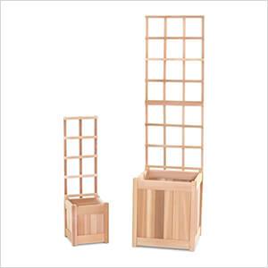 2-Piece Planter Set