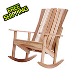 All Things Cedar Athena Rocker Chair