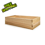 All Things Cedar 4-Foot Double Raised Garden Box