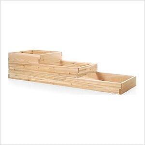 6-Foot Tiered Garden Box