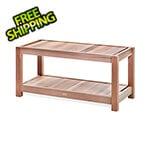 All Things Cedar Sauna Bench