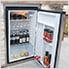 Standard Stainless Steel 4.5 Cu. Ft. Refrigerator