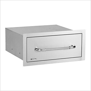 """26"""" Stainless Steel Large Drawer"""