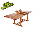 All Things Cedar Twin Butterfly Extension Table