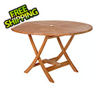 All Things Cedar Round Folding Table