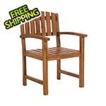 All Things Cedar Teak Dining Chair